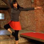 Alice Bounmy à la danse