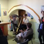 Spectacle poétique et musical - Nelle Couché à la Harpe