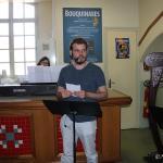 Spectacle poétique et musical - Brumepin à la voix