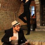 Brumepin à la poésie et Tinuviele Parmentier à la danse