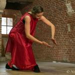 Tinuviele Parmentier à la danse